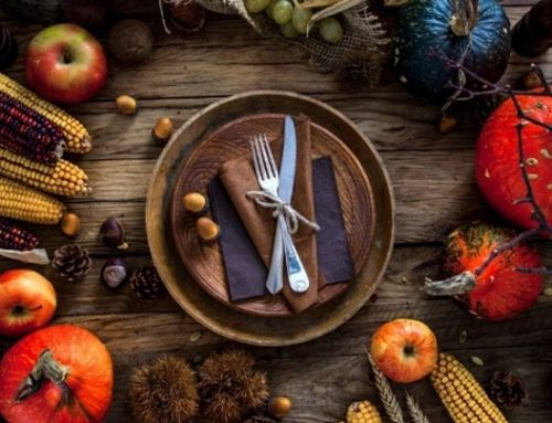 Making Healthy Food Choices on Thanksgiving